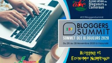 Le Sommet des Blogueurs camerounais