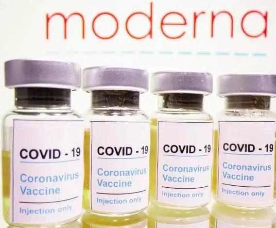 vaccin Moderna contre le coronavirus