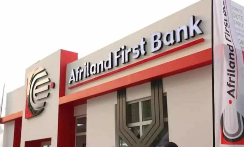 Afriland First Bank en Guinée