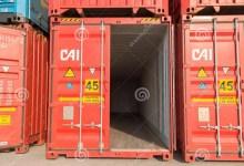 conteneur vides Port Autonome de Douala