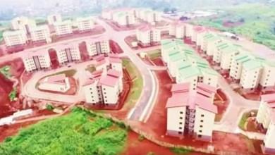 Logements sociaux de Mbanga-Bakoko