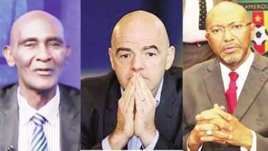 Albert Mbida, le Tas, la Fifa