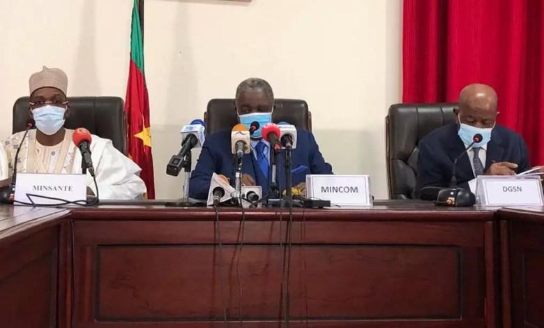 René Emmanuel Sadi, Manaouda Malachie, Martin Mbarga Nguele