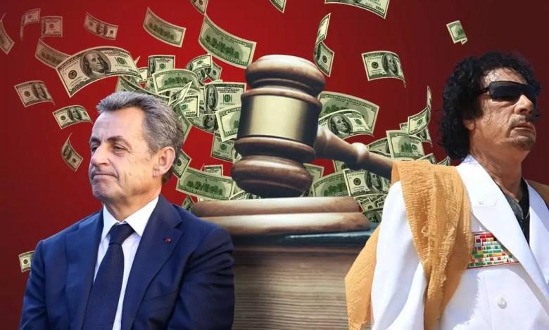 Sarko condamné pour corruption et trafic d'influence