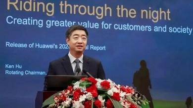 M. Ken Hu M. Ken Hu, président en exercice de Huawei