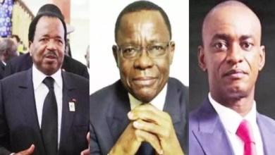 Paul Biya, maurice kamto et Cabral