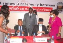Université de Douala et Huawei
