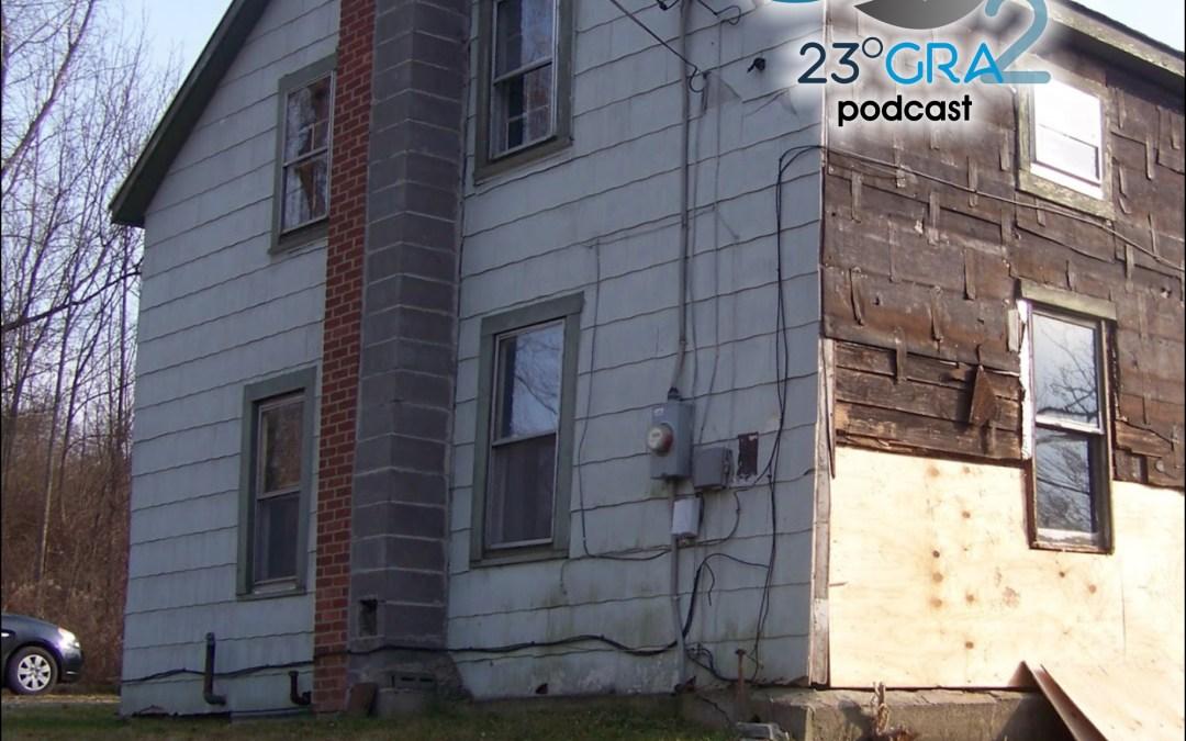 Podcast 054 – La casa mal hecha – 23gra2