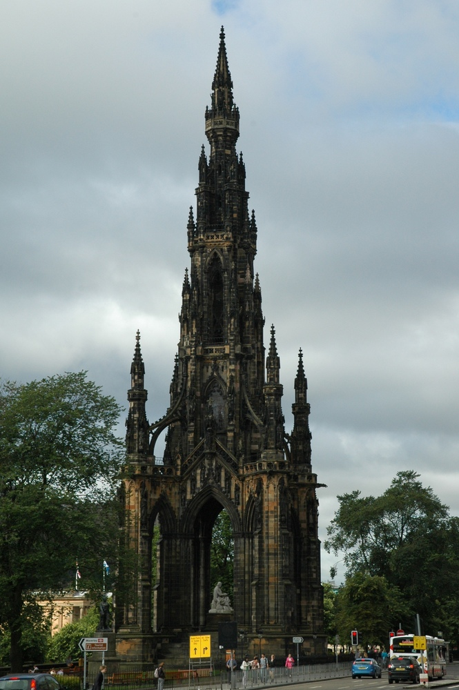 Walter Scott Monument