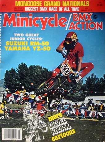 MINICYCLE BMX ACTION 23MAG BMX