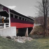 Glessner Covered Bridge, Somerset County, PA