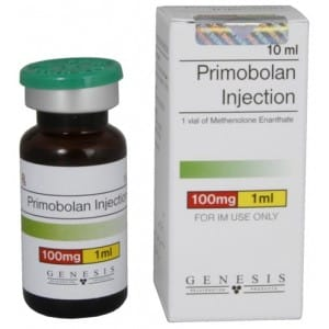 Primobolan Injection Genesis 10ml vial [100mg/1ml]