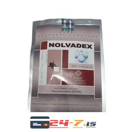 Nolvadex Hubei 30 tabs [20mg/tab]