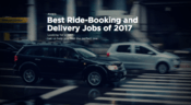 <strong>Alvia presents the Best Ride-Booking and Delivery Jobs of 2017</strong>