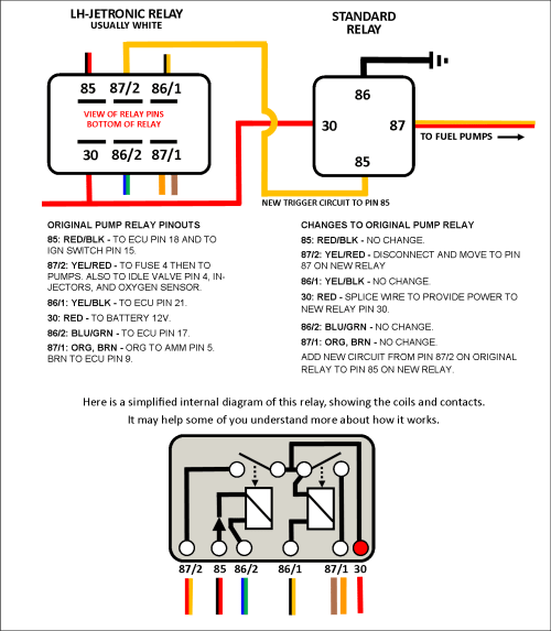 small resolution of volvo fuel pump relay mods volvo 740 fuel pump relay wiring diagram