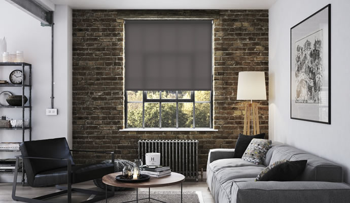 window blinds for living room small spaces grey light dark silver shades 247blinds co uk roller