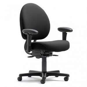 Steelcase Criterion Plus  High Back Fabric Chair