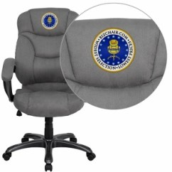 Microfiber Office Chair Kids Camp Flash Furniture Embroidered High Back Gray Upholstered Add To Cart