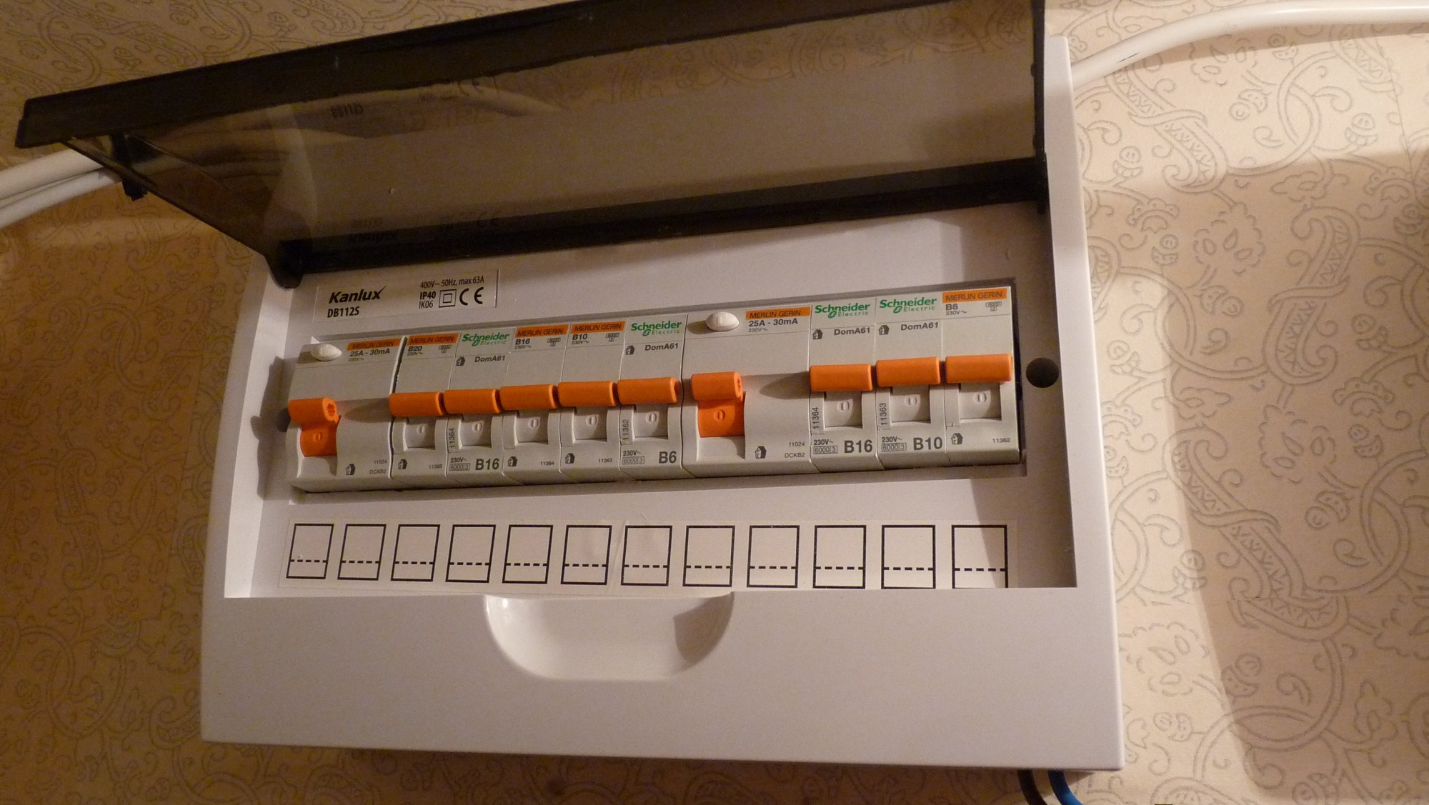 hight resolution of how to change wylex fuse box