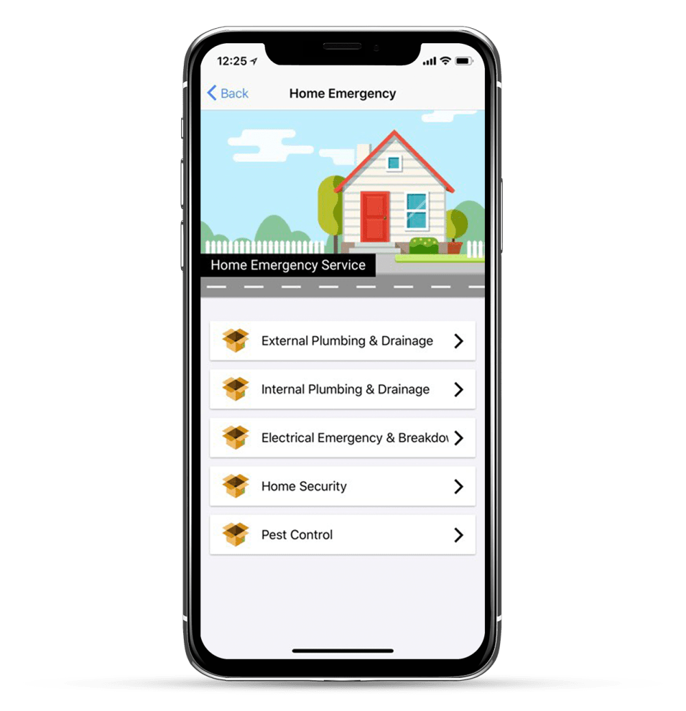 medium resolution of 24 7 home rescue mobile app home emergency page services