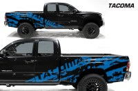 Toyota Tacoma 05-15 Vinyl Graphics for Bed Fender