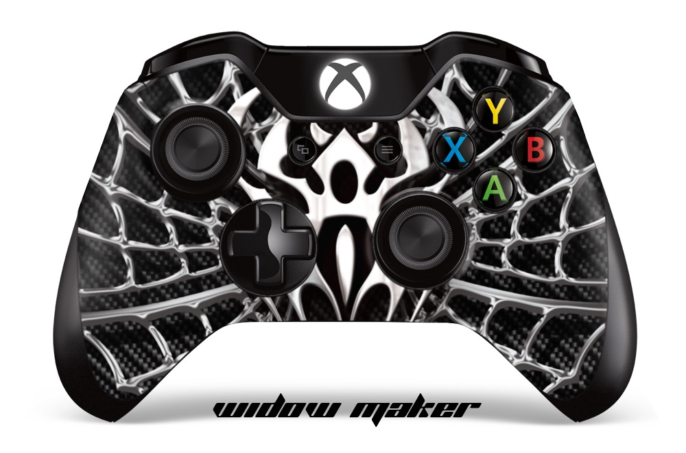 Microsoft Xbox ONE Custom Controller 1 MOD Skin Decal Cover Sticker Graphic Upgrade