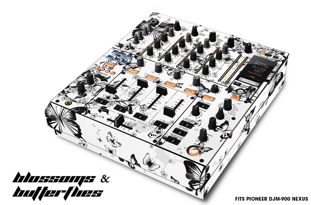 Pioneer DJM 900 Nexus Mixer graphic wrap skin