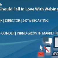 Webinar: Why You Should Fall In Love With Webinars again