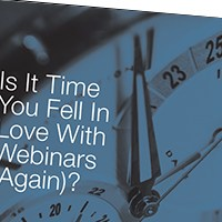 Whitepaper: Fall in love with webinars (again)