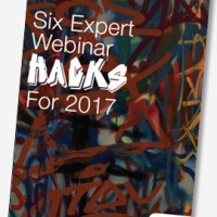 Webinar: Six Expert Webinar Hacks For 2017