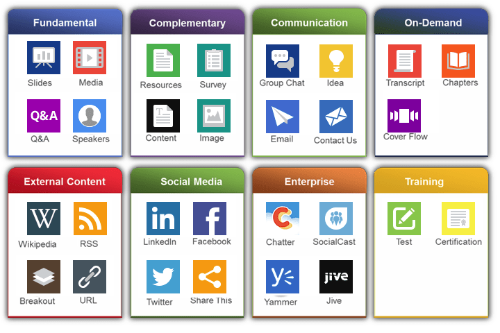 Over 30 Apps For Interactivity & Engagement