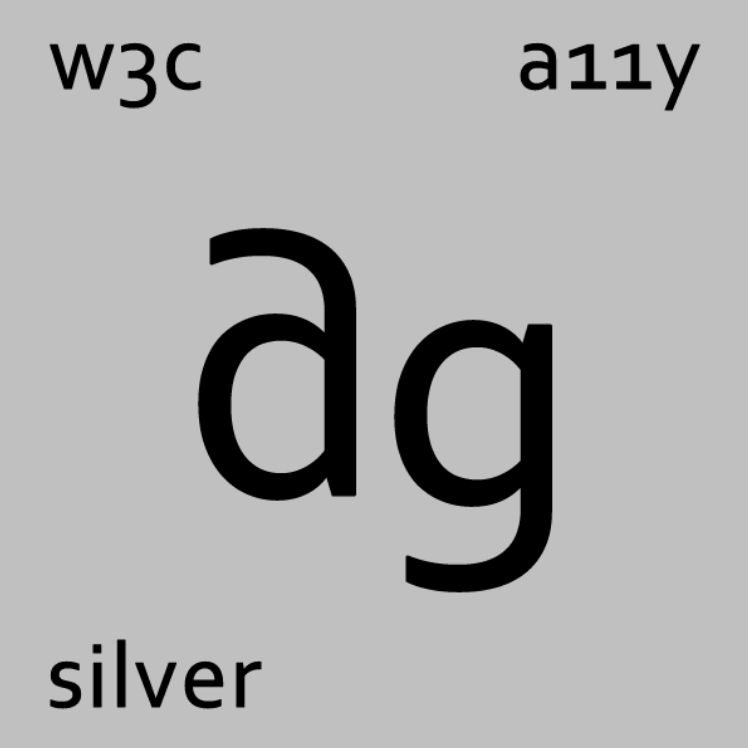 WCAG 2.1 and Silver (AG): What is Next for Accessibility