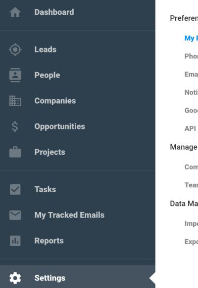 Prsperworks Toolbar - Fixed