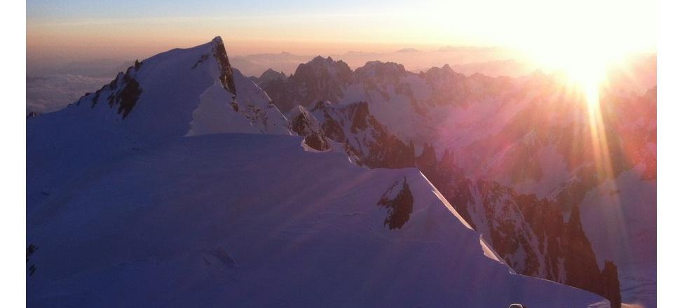 Trekking dookoła Mont Blanc