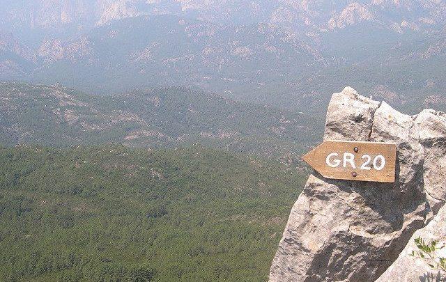 Wyjazd trekkingowy na Korsykę