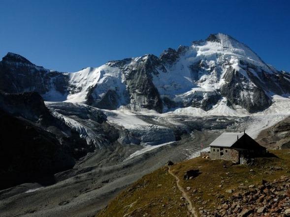 Wymagający wysokogórski trekking trasą Haute Route