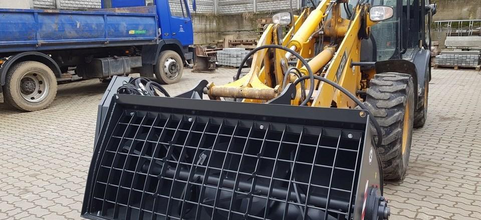 Jak przygotować beton bezpośrednio na placu budowy?