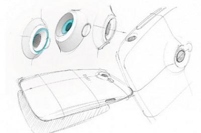 HTC zeigt gemalte Entwürfe des HTC One X+