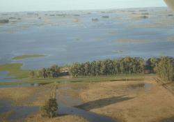 trenque lauquen inundado