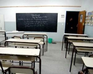 aula vacía