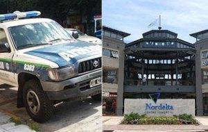 policía nordelta