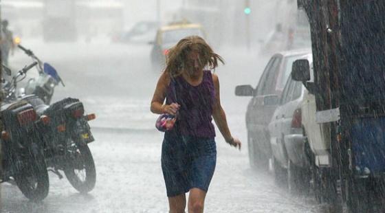 Rige alerta meteorológico en Miramar y zona