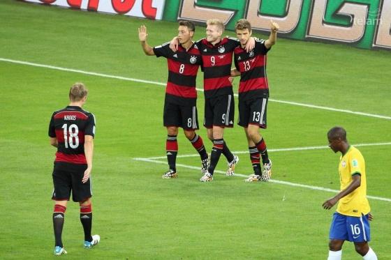 brasil alemania