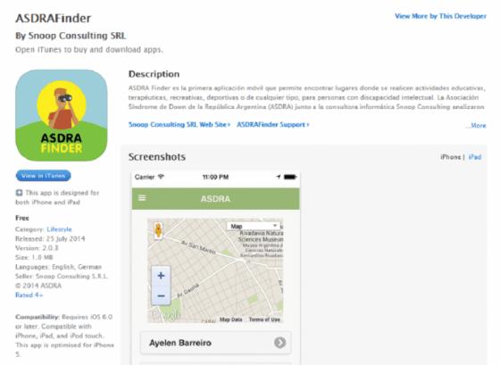 nueva app