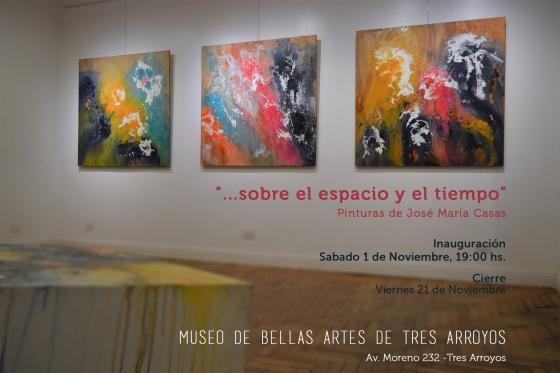 Flyer Tres Arroyos (MUBATA)