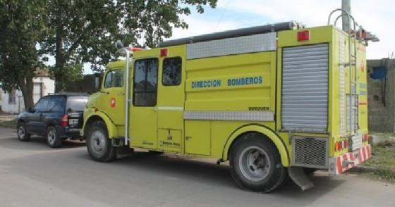 bomberos nechochea
