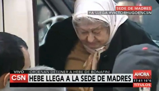 hebe madres