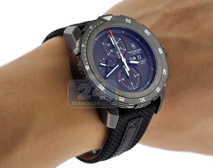 Swiss Army Alpnach Automatic Chronograph Mens Watch 241530
