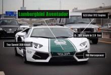Photo of A Crazy Look at Dubai's $6.5-Million Police Super car Fleet