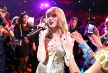Photo of Taylor Swift's emotional year-end video